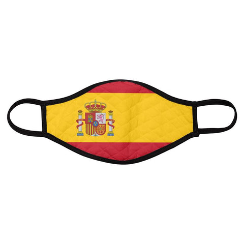 Face Mask Spain 4Pack
