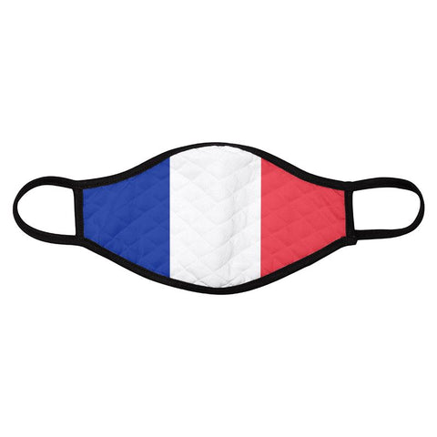 Face Mask France 4Pack