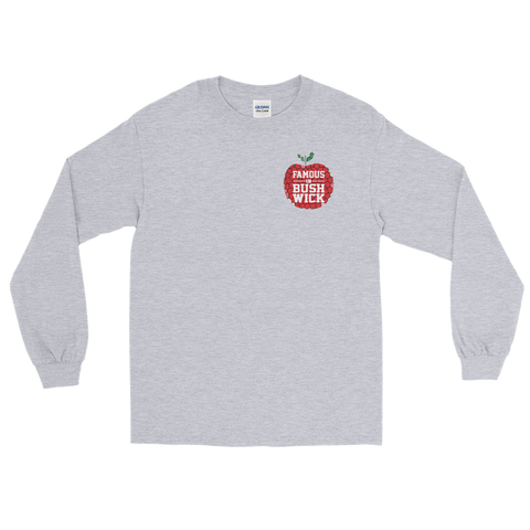 AANYC & FAMOUS IN BUSHWICK Men's Long Sleeve Shirt