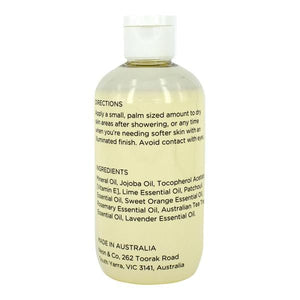 Jojoba Body Oil