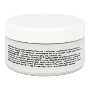 A best-seller in Australia and the US!  Hair and Scalp Mask 250ml