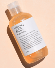 Load image into Gallery viewer, Neon & Co. Aussie Body Wash 50ml Travel Size