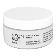 Load image into Gallery viewer, Neon & Co. Hair & Scalp Mask