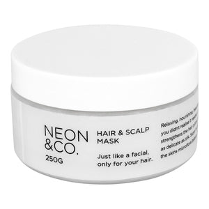 Neon & Co. Hair & Scalp Mask RESTOCKED AS OF 11th December 2019.