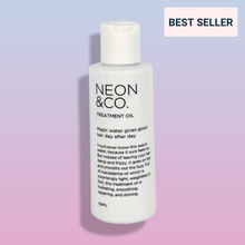Load image into Gallery viewer, Neon & Co. Treatment Oil (125ml or 50ml)