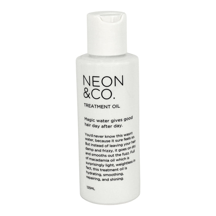 Neon & Co. Treatment Oil  LIGHT WEIGHT FORMULATION  125ml
