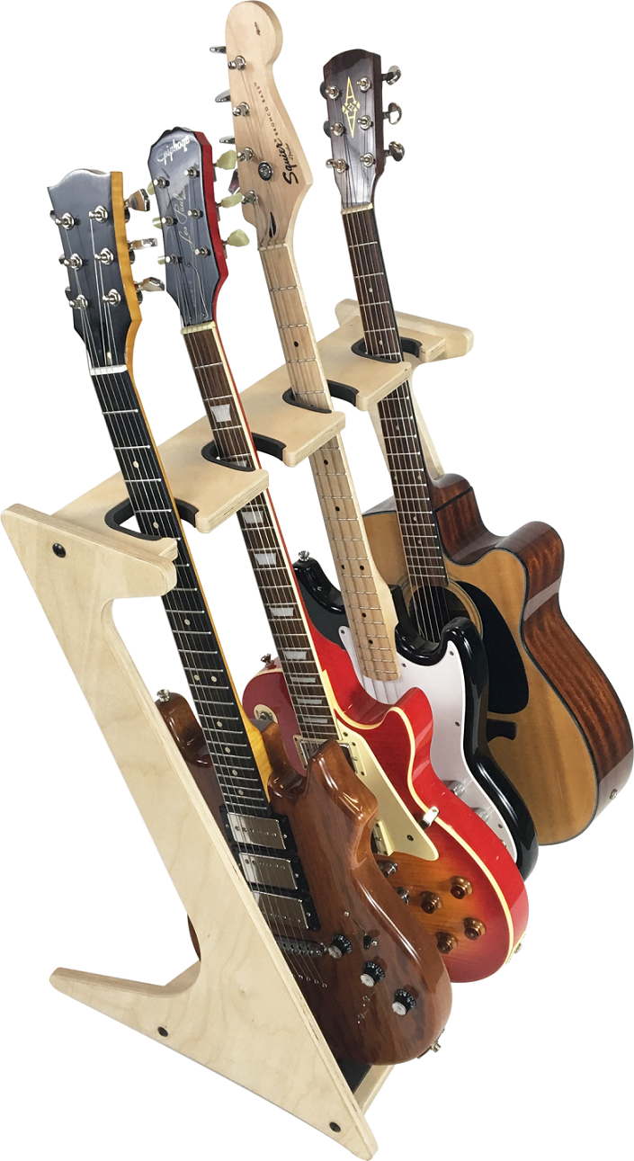 The Encore Guitar Display Stand