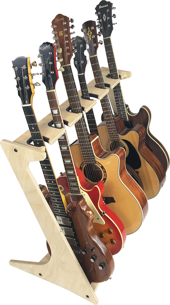 Encore Guitar Display Rack