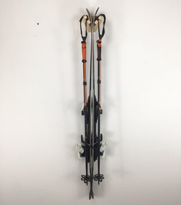 SINGLE SKI VERTICAL WALL RACK