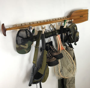 THE JETTY fishing gear rack