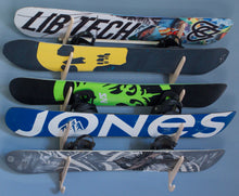 Load image into Gallery viewer, THE LIFTY snowboard rack