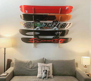 THE LIFTY snowboard rack