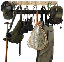 Load image into Gallery viewer, THE JETTY fishing gear rack