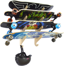 Load image into Gallery viewer, BALTIC SKATEBOARD/LONGBOARD RACK
