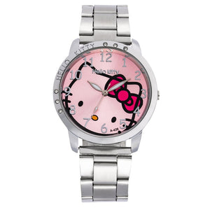 Hello Kitty Wrist Watch - Proceeds Help Support Puffy Paws Cat Hospice for Special Need Kitties
