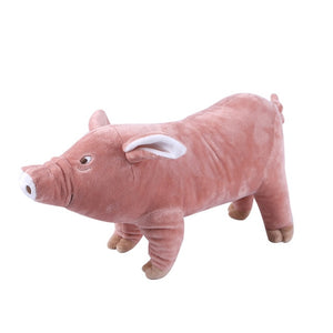 Plush Piggy Dog Toy - Proceeds Help Benefit 200 Special Needs Kitties