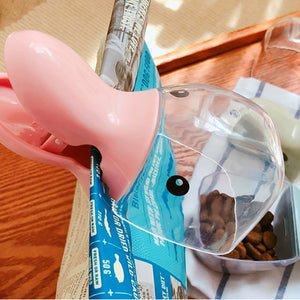Spoon Clip for Pet Food Bag - Proceeds Help Support Cat Hospice for Special Needs Kitties