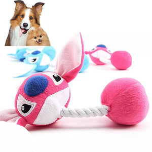Cartoon Dog Toy - Proceeds Help Support Cat Hospice for Special Needs Kitties