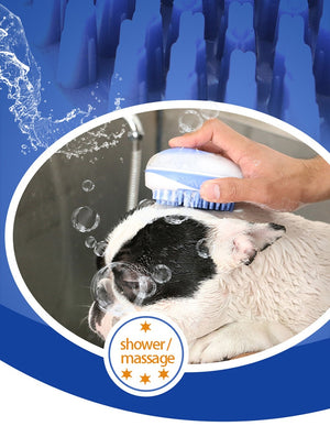 Pet Bath Brush - Proceeds Help Benefit 200 Special Needs Kitties