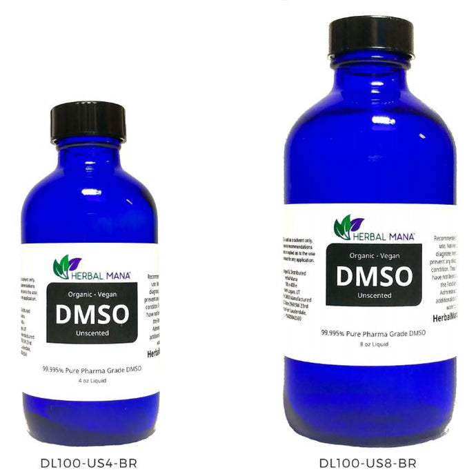 Pure DMSO Liquid - 99.995% Pure Pharmaceutical Grade