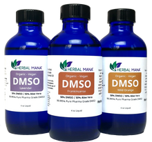 Load image into Gallery viewer, DMSO 4 oz liquid 50/50 Aloe Vera - Custom Essential Oil Infusions