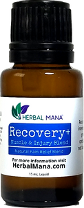Recovery+ (Muscle & Injury Blend)