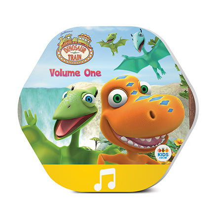 Dinosaur train - Volume 1