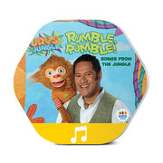 Jay Laga'aia - Rumble Rumble Songs From The Jungle