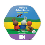 Miffy's Adventures Big and Small - The Camping Adventure