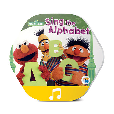 Sesame Street - Sing the Alphabet