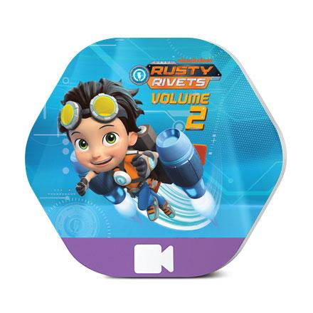 Rusty Rivets - Volume 2