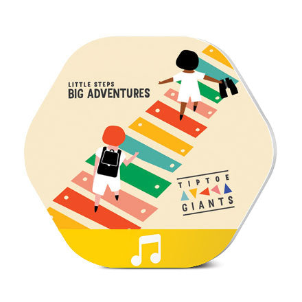 Tiptoe Giants - Little Steps, Big Adventures