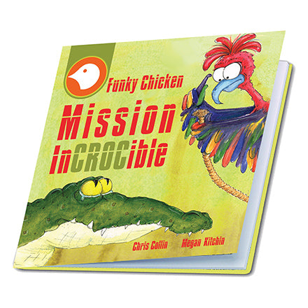 Funky Chicken - Mission Incrocible