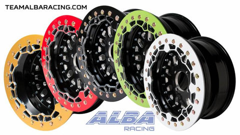 Alba Racing BAJA CRUSHER BILLET BEADLOCK WHEELS