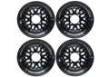 "Alba Racing ""CRUSHER LITE"" BILLET LIGHT WEIGHT WHEELS"