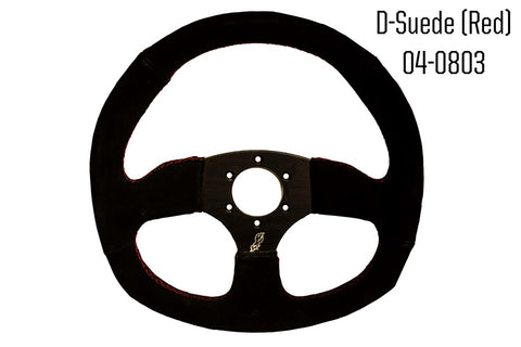 Dragon Fire D Shaped UTV Steering Wheel