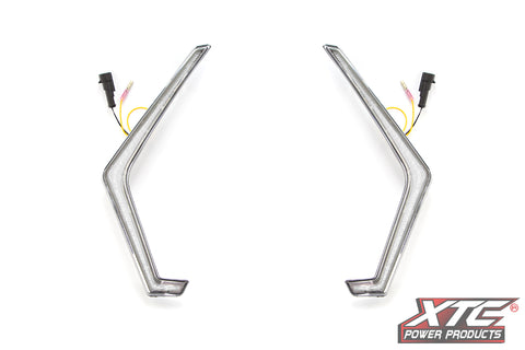 Front Turn Fang Light Set for UTV 2019 Polaris RZR / Turbo S