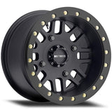 Method 406 UTV Beadlock Matte Black