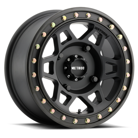 Method 405 UTV Beadlock Matte Black