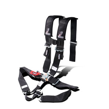 "Dragon Fire Racing 3"" (Padded) Race Approved 5-Point Harness 14-0037"