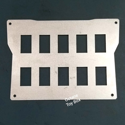 Kawasaki KRX 1000 (10) switch plate