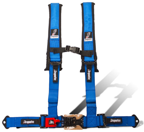"2"" Standard Latch 4-Point Harness"