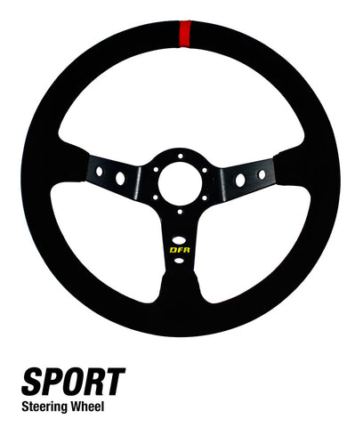 Dragon Fire Sport UTV Steering Wheels