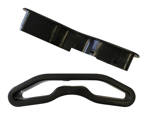 Dragon Fire Seats UTV Harness Pass-Through Bezel