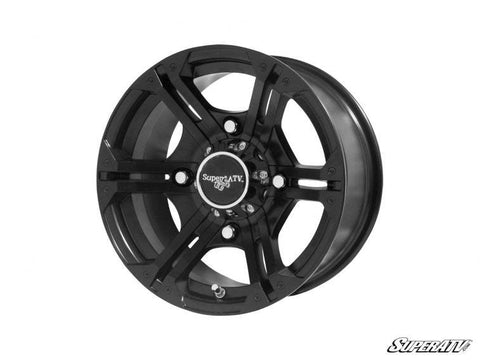 SuperATV Bandit Wheels H-Series Black