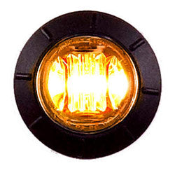 3/4″ Amber LED Light