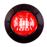 3/4″ RED LED Light