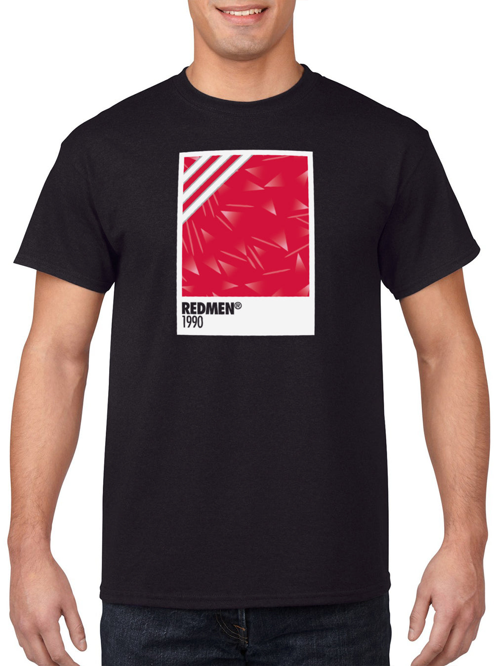 07 ALL MY COLOURS 'Redmen 1990 Homefront' Edition Tee