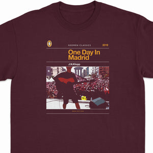 REDMEN CLASSICS 'One Day In Madrid' Tee