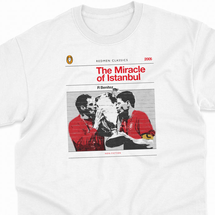 REDMEN CLASSICS 'The Miracle Of Istanbul' Tee